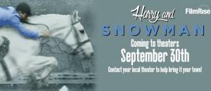 Harry & Snowman – Film-Tacoma @ Grand Cinema | Tacoma | Washington | United States