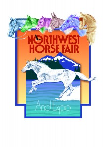 Northwest Horse Fair & Expo - Shopping, Clinics, and more! @ Linn County Fair & Expo Center | Albany | Oregon | United States