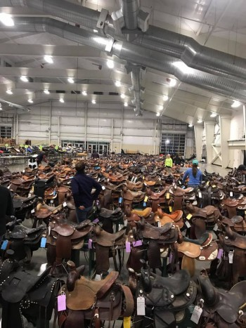 Snohomish County 4-H Tack Sale @ Evergreen State Equestrian Park | Monroe | Washington | United States