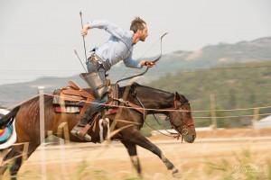 Mounted Archery Clinic @ Newberg | Oregon | United States