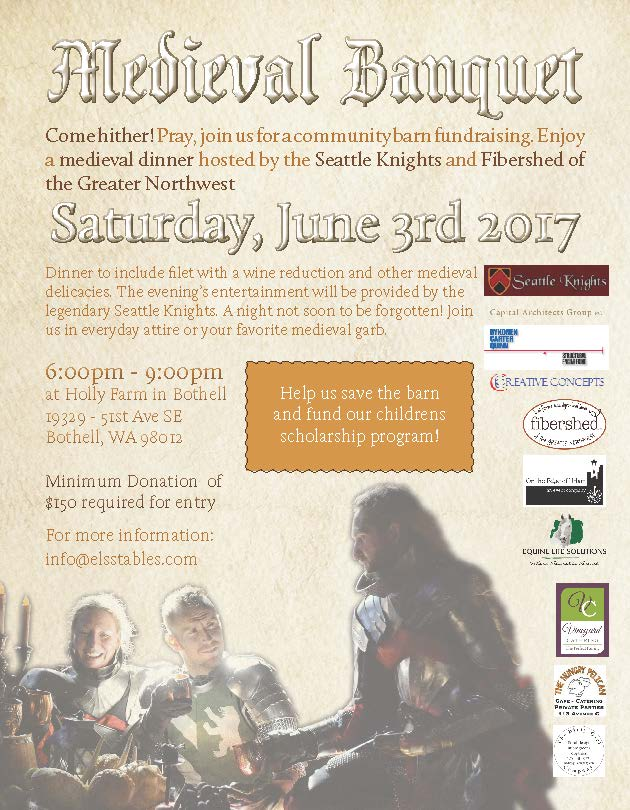 Medieval Banquet at Equine Life Solutions @ Equine Life Solutions | Bothell | Washington | United States