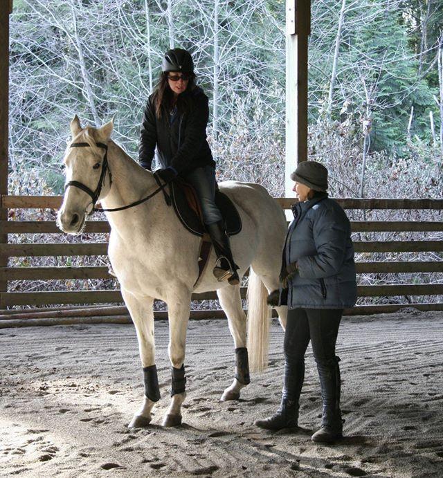 Horsemanship Clinic @ Hissy Fit Farm | Granite Falls | Washington | United States