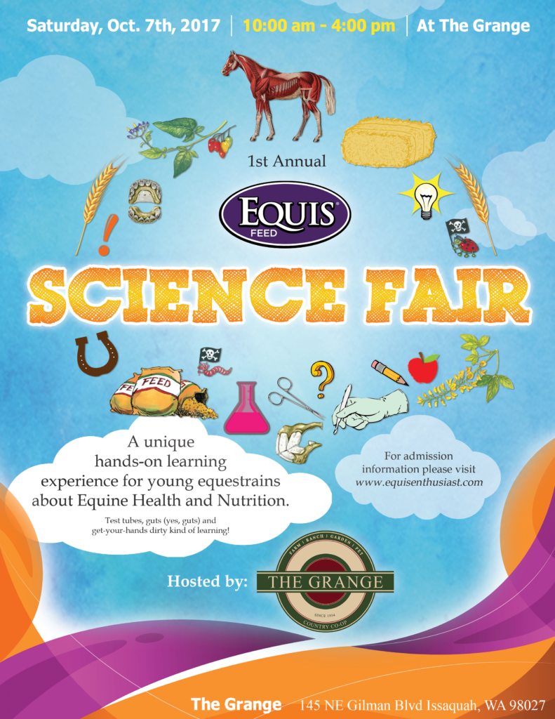 Science Fair @ The Grange | Issaquah | Washington | United States