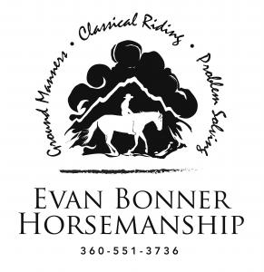 Horsemanship and Problem Solving with Evan Bonner @ Butlerhill Equestrian Center | Burlington | Washington | United States