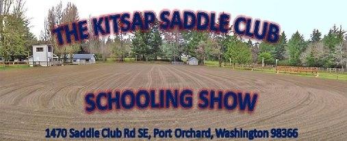 Kitsap Saddle Club Schooling Show @ The Kitsap Saddle Club | Port Orchard | Washington | United States