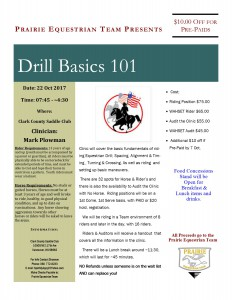 Drill Clinic @ Drill Basics 101 | Vancouver | Washington | United States