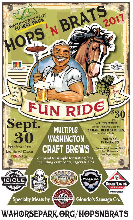 Hops 'n Brats 2017 @ Washington State Horse Park | Cle Elum | Washington | United States