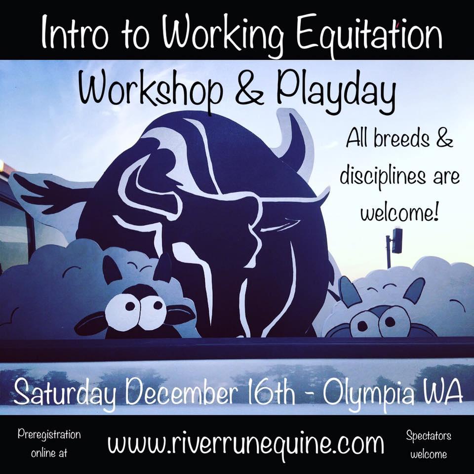 Intro to Working Equitation Workshop & Playday @ Stick Horse Ranch | Olympia | Washington | United States