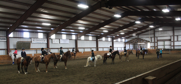 English/Western Schooling Show @ Eagle Mountain Ranch Arabians | Arlington | Washington | United States