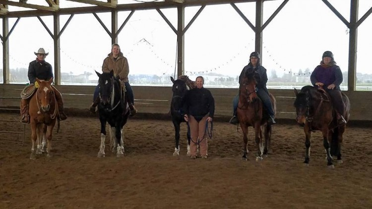 Charley Snell Horsemanship Clinic @ Stanwood Equestrian Center | Stanwood | Washington | United States