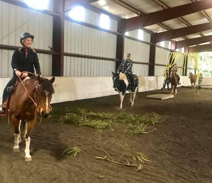 Ranch Trail and Working Equitation - Evan Bonner @ Evan Bonner Horsemanship | Port Orchard | Washington | United States