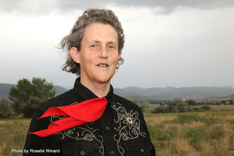 Temple Grandin: Different Kinds of Minds @ Kane Hall | Seattle | Washington | United States