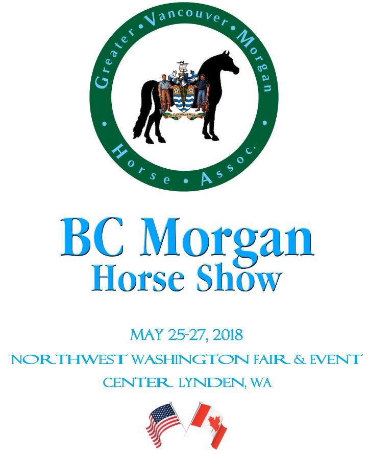 BC Morgan Horse Show @ NW Washington Fairgrounds | Lynden | Washington | United States