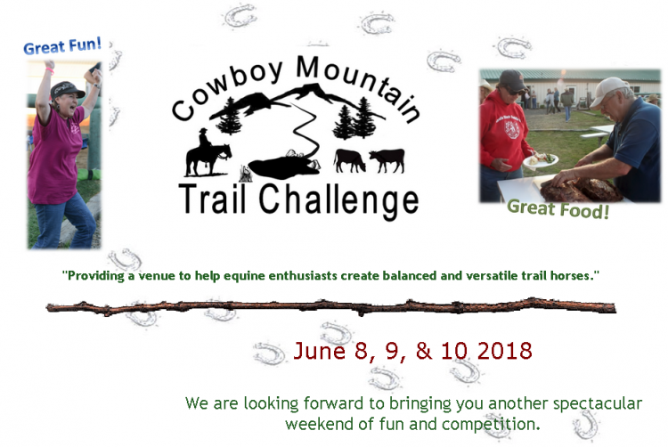 Cowboy Mountain Trail Challenge @ Maxson Box Stables | Walla Walla | Washington | United States