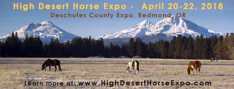 4th Annual High Desert Horse Expo @ Deschutes County Fair & Expo Center | Redmond | Oregon | United States