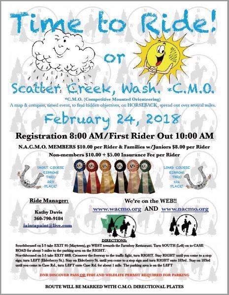 Scatter Creek CMO-#timetoride @ Rochester | Washington | United States