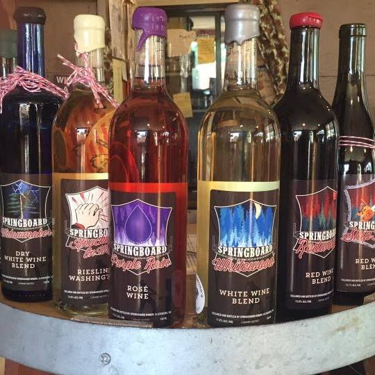 Leather & Wine @ Springboard Winery | Ellensburg | Washington | United States
