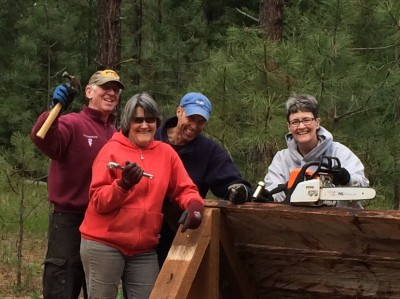 Park Clean Up Work Party @ Washington State Horse Park | Cle Elum | Washington | United States