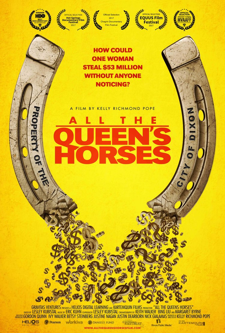 Film - All The Queen's Horses @ Pickford Film Center | Bellingham | Washington | United States