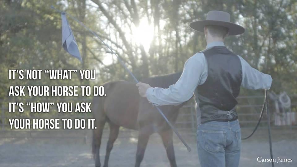 Carson James Horsemanship Clinic @ Oregon Trail Ranch | Milton-Freewater | Oregon | United States