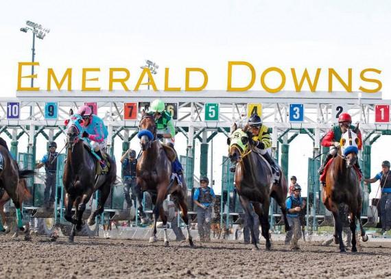 Opening Day of the 2018 Racing Season - Emerald Downs @ Emerald Downs | Auburn | Washington | United States