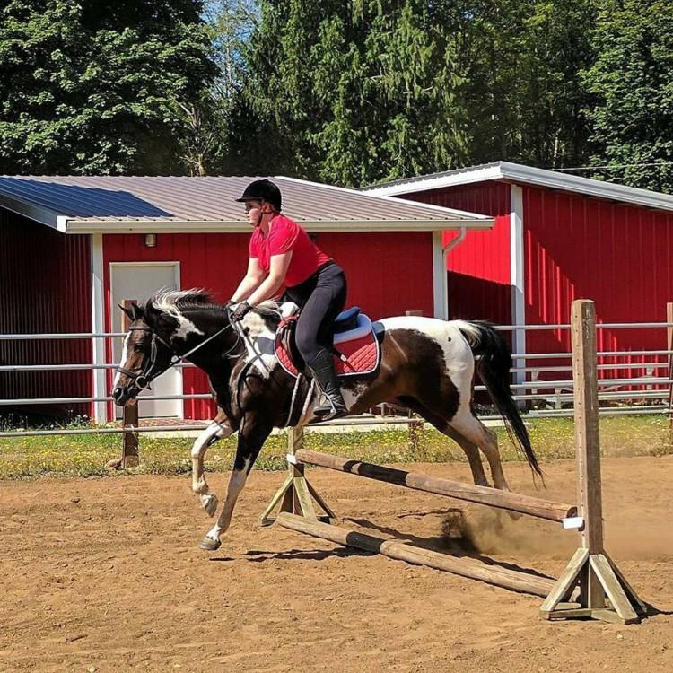 Jump Into Spring @ Bits and Spurs Riding Club | Arlington | Washington | United States
