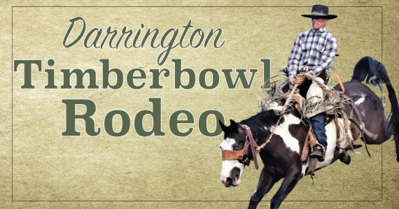Darrington Timberbowl Rodeo @ Darrington Rodeo Grounds | Darrington | Washington | United States