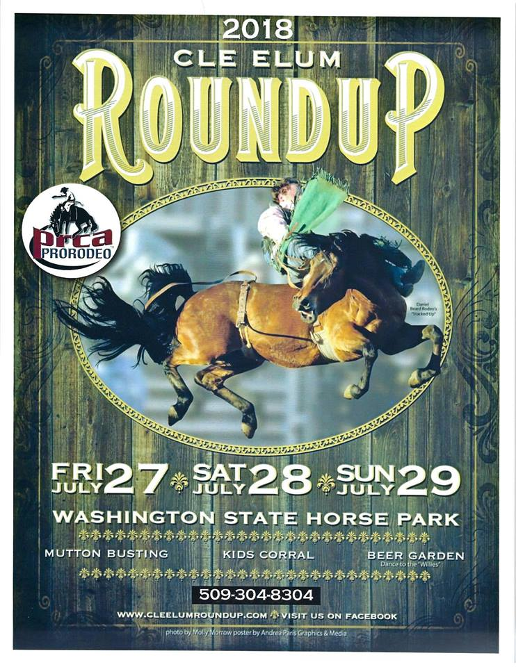 Cle Elum Rodeo @ Washington State Horse Park | Cle Elum | Washington | United States