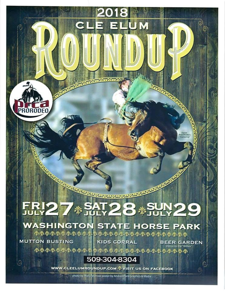 Cle Elum Rodeo @ Washington State Horse Park | Cle Elum | Washington | United States