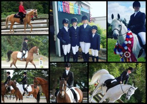 Dressage Camp for Kids - Intro and Training Level @ Back Forte Equestrian Center | Enumclaw | Washington | United States