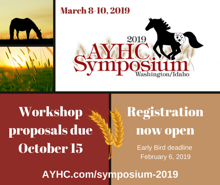 AYHC Symposium  Washington/Idaho @ Best Western Plus University Inn | Moscow | Idaho | United States