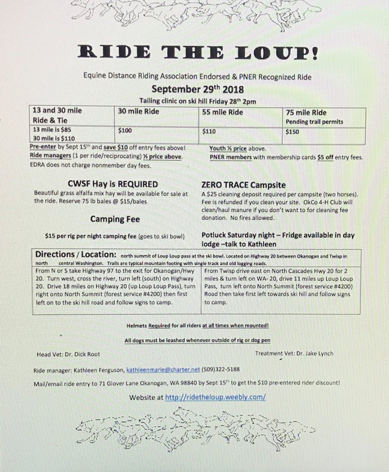 Ride The Loup @ Loup Loup Pass | Twisp | Washington | United States
