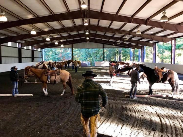 Foundation Horsemanship & Horsemanship 1 @ Evan Bonner Horsemanship | Port Orchard | Washington | United States