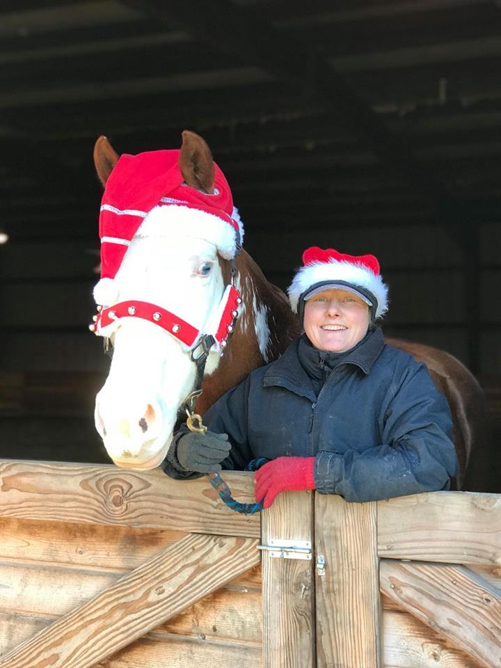 Holly Jolly Trail Ride and Wine @ Graham Training Center - Pleasure Performance Horses | Shelton | Washington | United States