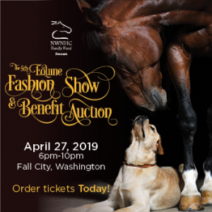 Northwest Equine Fashion Show & Benefit Auction @ Northwest Natural Horsemanship Center | Fall City | Washington | United States