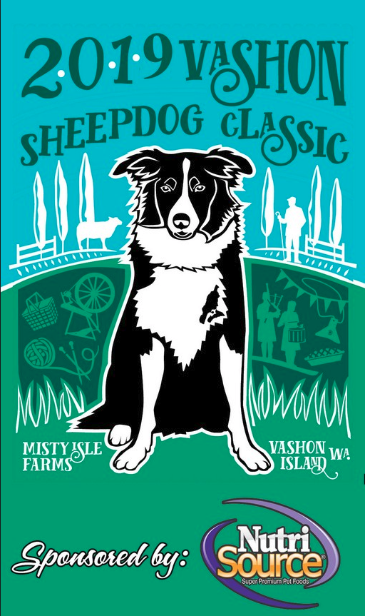 Vashon Sheepdog Classic @ Misty Isle Farms | Vashon | Washington | United States
