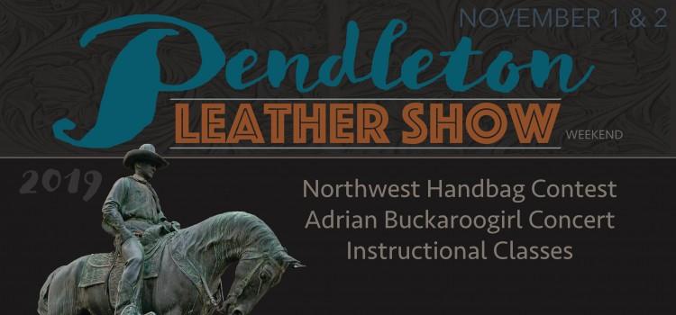 Pendleton Leather Show @ Pendleton Convention Center | Pendleton | Oregon | United States