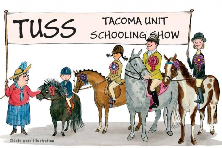 Tacoma Unit Schooling Show Buckle Series @ Tacoma Unit Horseman's Arena | Spanaway | Washington | United States