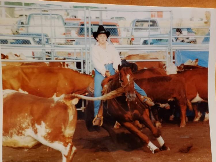 Jackpot & Potluck Cutting @ Mielke Ranch Elma