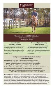 Michael Sparling Horsemanship Clinic @ Ride-N-Shine Farm | Bothell | Washington | United States