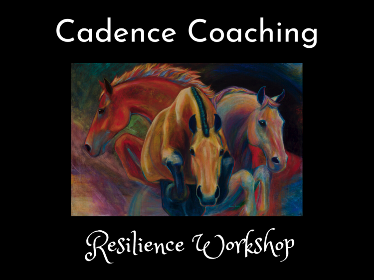 Online - Cadence Coaching Resilience Workshop @ Online