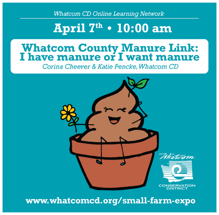 Online - Manure Link Whatcom County @ Online
