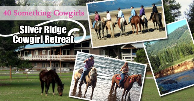3rd Annual Silver Ridge Cowgirl Retreat @ Silver Ridge Ranch | Easton | Washington | United States