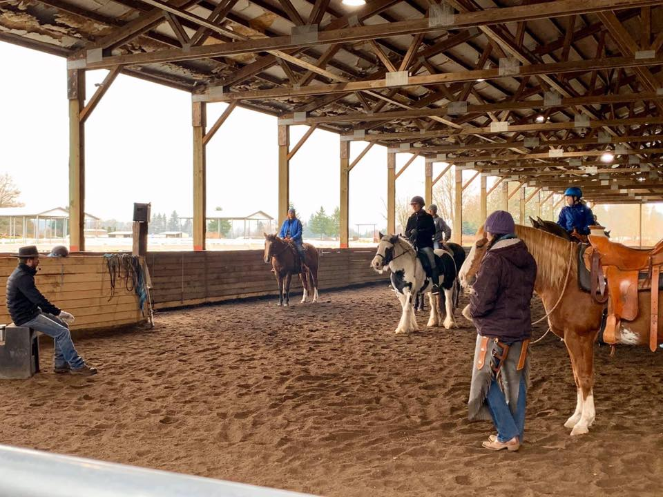 Evan Bonner Horsemanship Workshop @ Cornerstone Ranch | Sultan | Washington | United States