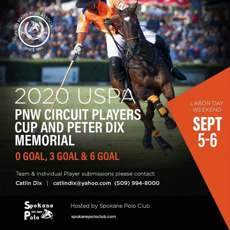 2020 Polo PNW Circuit Players Cup & Peter Dix Memorial